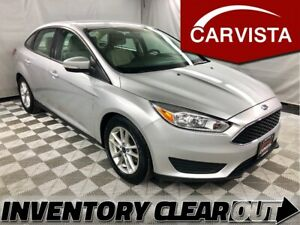 2016 Ford Focus SE - LOCAL VEHICLE/NO ACCIDENTS/REVERSE CAM -