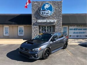 2017 Subaru WRX CLEAN LOW KMS STI FINANCING AVAILABLE!