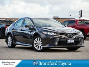 2018 Toyota Camry LE, Bluetooth, Camera, Htd Seats, Demo Unit