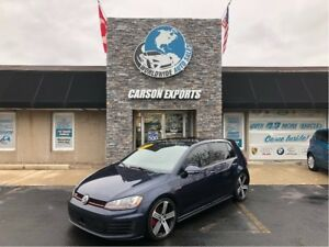 2016 Volkswagen GTI APR STAGE 2 Autobahn FINANCING AVAILABLE!