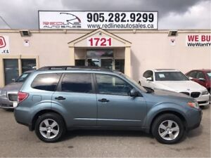 2012 Subaru Forester 2.5X Convenience Pkg, AWD, WE APPROVE ALL C