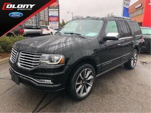 2017 Lincoln Navigator Reserve | CPO | Leather | Moonroof