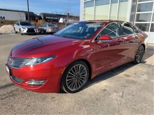 2016 Lincoln MKZ SUNROOF/NAV