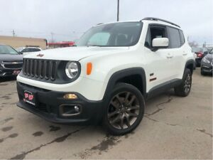 2016 Jeep Renegade 75th Anniversary 4WD Sky View Navigation