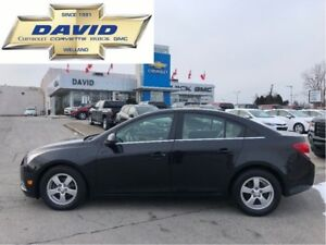 2014 Chevrolet Cruze 2LT/ LEATHER/ SUNROOF/ REAR CAM !
