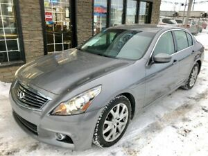 2012 Infiniti G37X Sport AWD LOADED 65K!