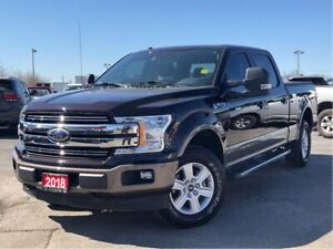 2018 Ford F-150 LARIAT**LEATHER**SUNROOF**NAV**BACK UP CAM**