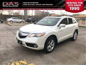 2013 Acura RDX TECH PKG NAVIGATION/REAR CAMERA