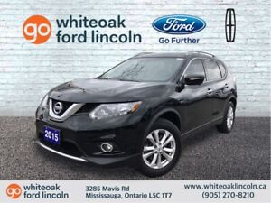 2015 Nissan Rogue SV 4dr AWD Sport Utility