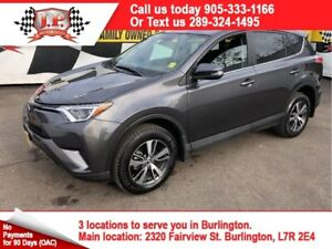2018 Toyota RAV4 LE, Automatic, Back Up Camera, Bluetooth, AWD