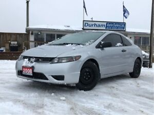 2008 Honda Civic Coupe DX