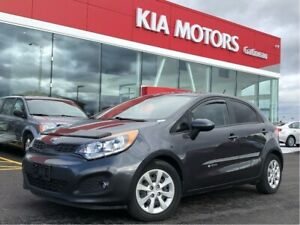 2013 Kia Rio LX, Safety & ETEST for ON or QC INCL.