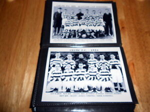 GLASGOW CELTIC F.C Photo Album (1930's/50's/60's)