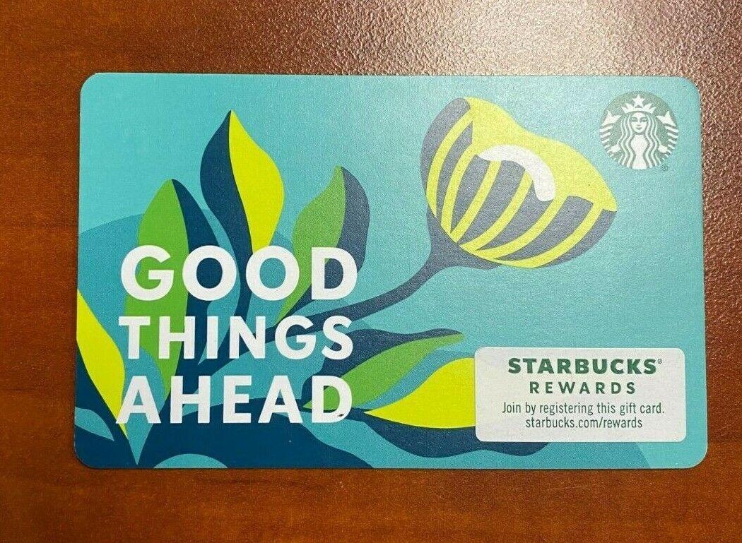 Starbucks 100 Gift Card Good Things Ahead  - $92.00