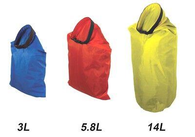 NH Waterproof Floating Dry Bag Kayaking Camping Canoe 15L 4 Gallons Red