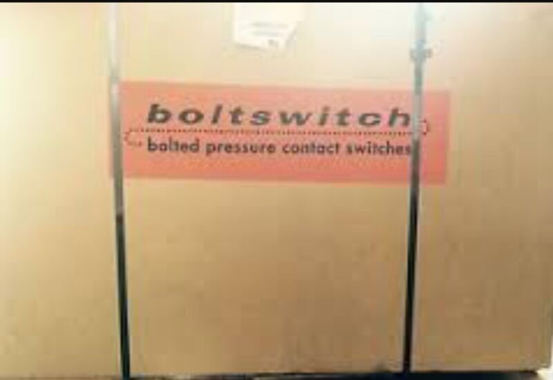 Vl3612-g6 Boltswitch 3000 Amp With Gf New In Box