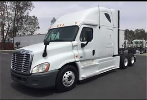 Need class1 driver for Alberta only runs every day home