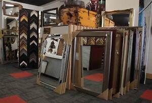 large wall mirrors( antique< rustic< contemporay) Scarborough Stirling Area Preview
