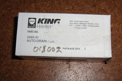 King 2465-31 Auto-drain Assembly