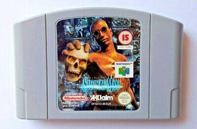 Shadow Man videogioco per Nintendo 64 N64 Pal funzionante cartuccia gioco ITA