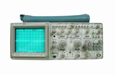 Tektronix 2232 100 Mhz Digital Oscilloscope - Great For Labs And Makers