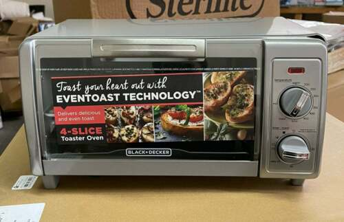 Toaster Oven display model no work