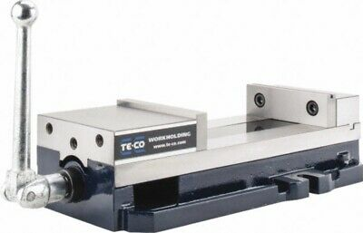 6 Teco Cnc Vise For Cncbridgeport Milling Machine 9 Capacity 75-999-3