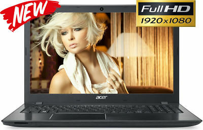 "NEW! ACER 15.6"" Full-HD Intel Core i3-7100U 2.40GHz 8GB 1TB HD Windows 10 Laptop"
