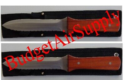 Lot Of 2ea Duct Knives By B.a.s.s Hvac Ductboard Better Quality-better Design