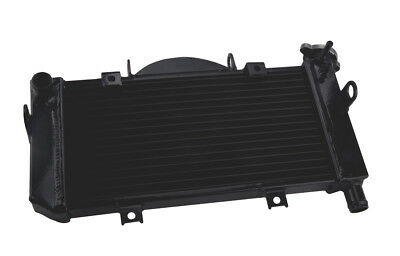 ALUMINUM RACING RADIATOR FOR <em>YAMAHA</em> TDM900 TDM 900 2002 2007 BLACK 200