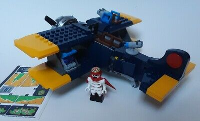 LEGO Hidden Side STUNT PLANE & EL FUEGO MINIFIGURE from set 70429 biplane