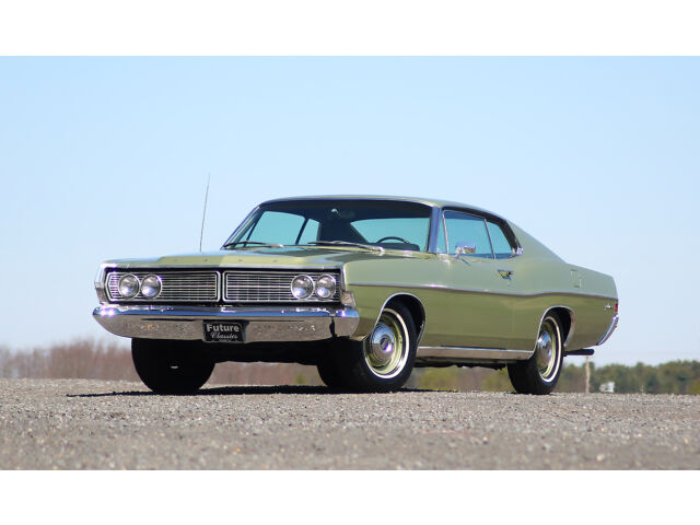 Image 1 of Ford: Galaxie Green
