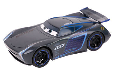 Disney Spielzeugauto Cars RC Jackson Storm Single Drive