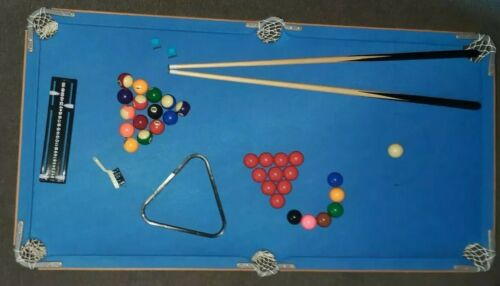 4ft Typhoon Snooker / Pool Table