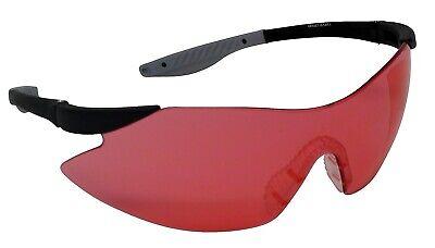50c164abdf8 Target Shooting Safety Glasses Vermillion Shatterproof UV400 Lens
