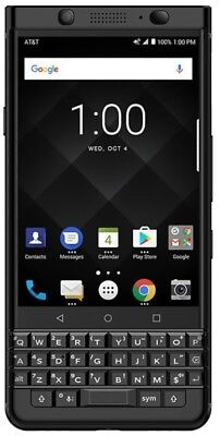 BlackBerry KEYone - 32GB - Space Black (AT&T + GSM UNLOCKED) Smartphone BBB100-1