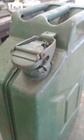 Jerry can.....1959....