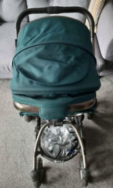 Mother care pram and car seat
