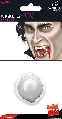 Klebemasse für Vampirzähne NEU - Zubehör Accessoire Karneval Fasching