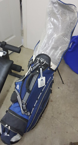 Dunlop Extra Distance Golf Club Set and Bag - Men's Right Handed