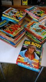 Assorted Kids Annuals