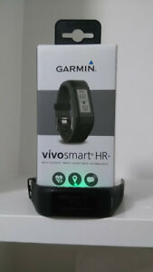 GARMIN VIVOSMART HR+ (Plus) GPS ACTIVITY TRACKER