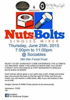 Nuts and Bolts Singles Mixer