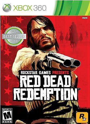 Red Dead Redemption [platinum Hits] (xbox 360)