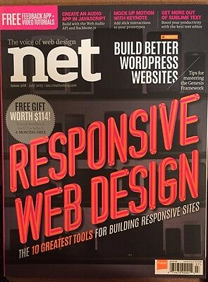Net Responsive Web Design Build Better WordPress Site July 2015 FREE (Best Responsive Design Sites)