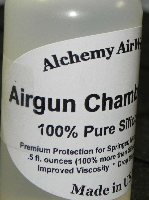 Airgun Chamber Lube is Pure 100% Silicone Oil - 2X Crosman Silicone Chamber  Oil | Shopping Bin - Search eBay faster