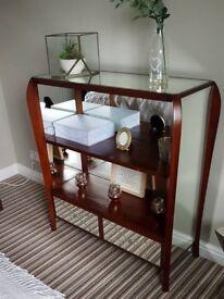Laura Ashley's Mirrored Sideboard