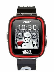 Rare VTECH STAR WARS STORMTROOPER SMARTWATCH - BLK (French Ver)