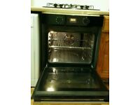 Hotpoint gas hob and hotpoint electric oven. Very good condition.