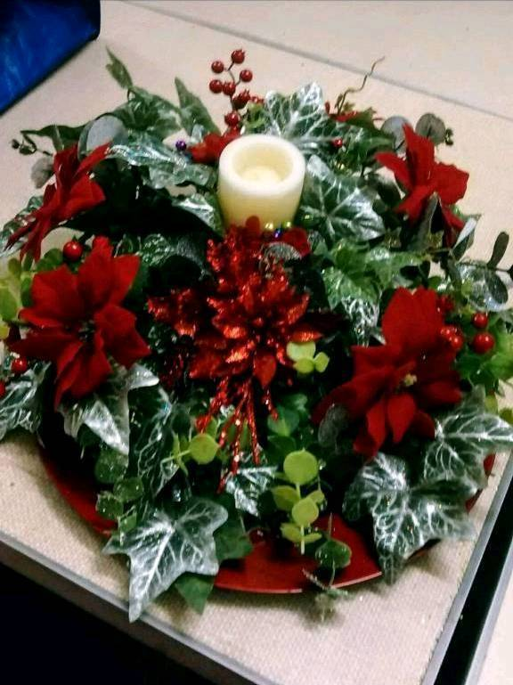 Super Christmas Table Decorations In Aberdeenshire Gumtree Download Free Architecture Designs Grimeyleaguecom